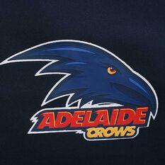 Adelaide Crows 2020 Mens Training Shorts, Navy, rebel_hi-res