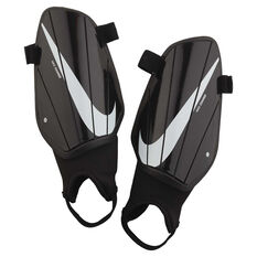 Nike Charge Shin Guards Black / White S, Black / White, rebel_hi-res