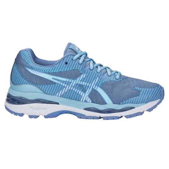 Asics GEL Ziruss 2 Womens Running Shoes, Blue, rebel_hi-res