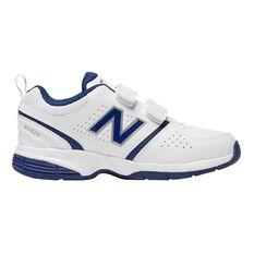 New Balance 625 Junior Boys Cross Training Shoes White US 11, White, rebel_hi-res