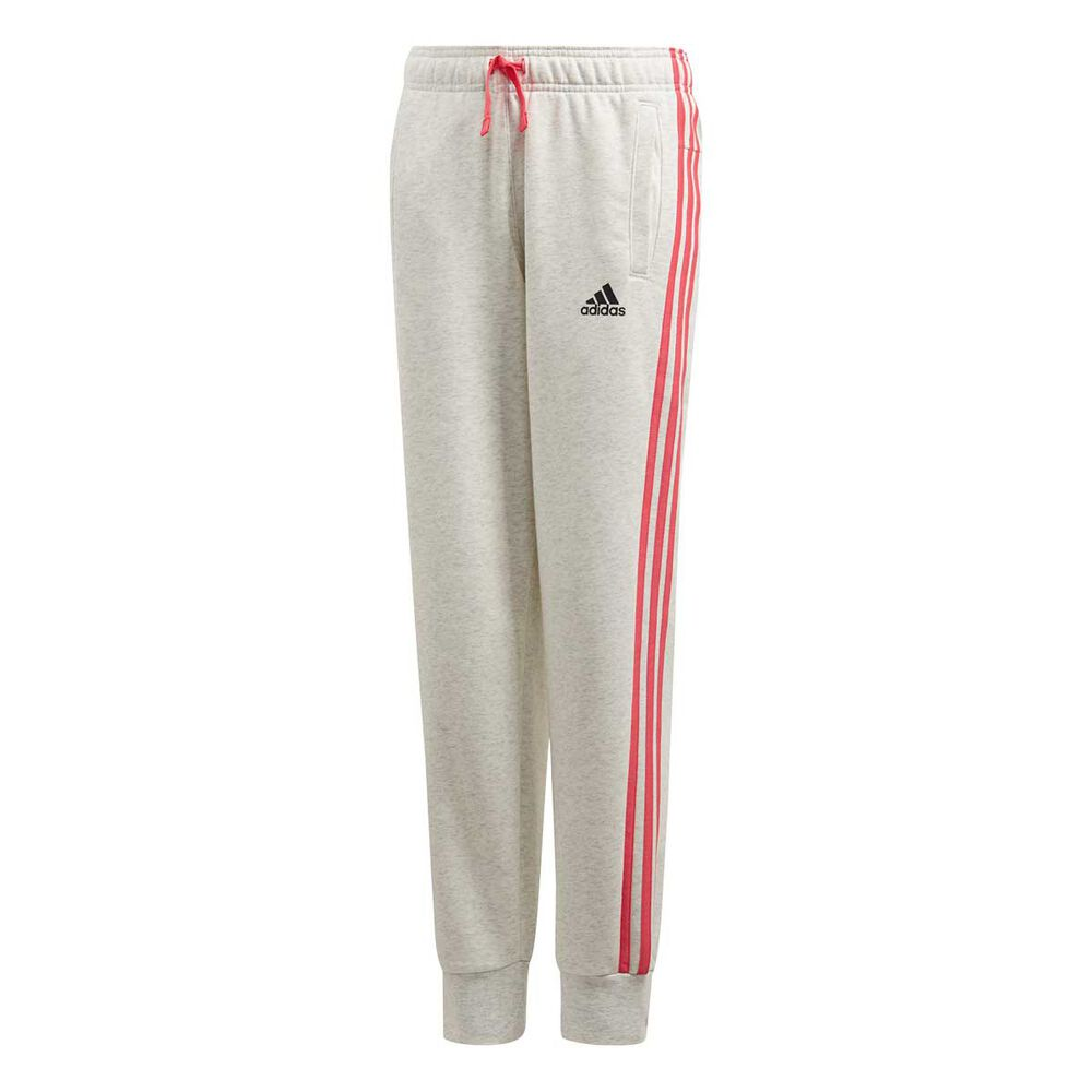 d5ba59ceb615 adidas Girls Essentials 3 Stripes Track Pants