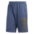 adidas Mens 4KRFT Sport Graphic Badge of Sport Shorts, Navy, rebel_hi-res