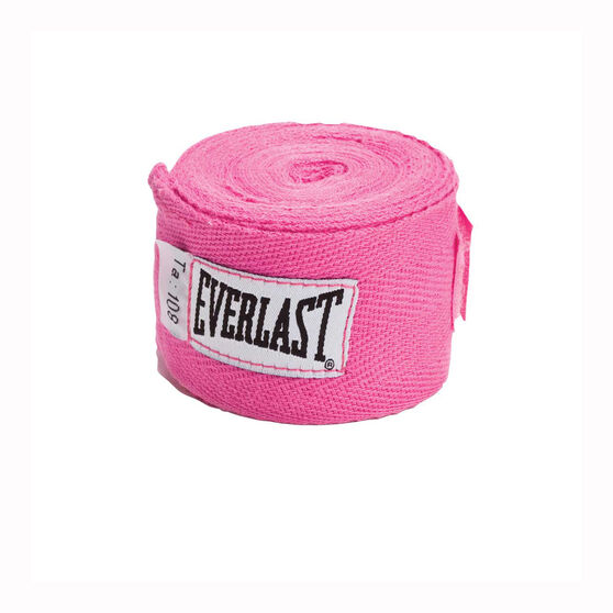 Everlast 108in Boxing Hand Wraps Pink, , rebel_hi-res