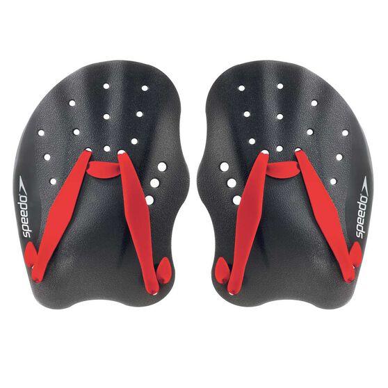 Speedo Tech Paddle Red / Grey L, Red / Grey, rebel_hi-res