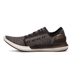 Under Armour SpeedForm Slingshot 2 Mens Running Shoes Black / Grey US 7, Black / Grey, rebel_hi-res