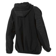 adidas Womens 24 7 Double Weave Parka Black XS, Black, rebel_hi-res
