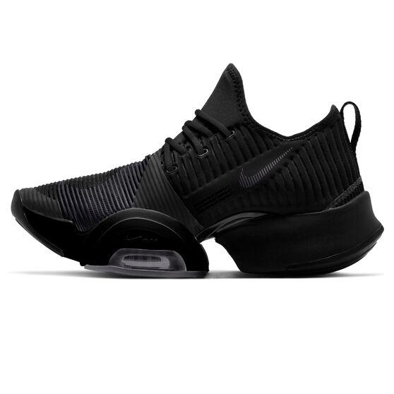 Nike Air Zoom SuperRep Womens Training Shoes, Black, rebel_hi-res