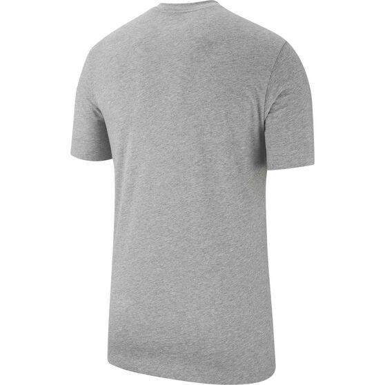 Nike Mens Dri-FIT Basketball Top, Grey, rebel_hi-res
