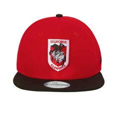 St George Illawarra Dragons New Era 9FIFTY Throwback Cap, , rebel_hi-res