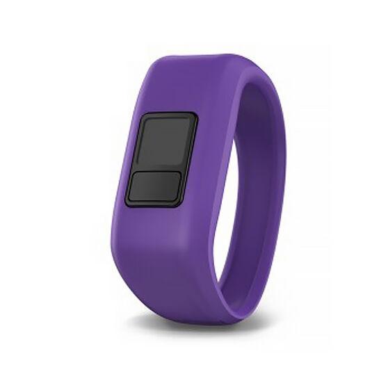 Garmin Adjustable Purple Strike Stretch Band, , rebel_hi-res