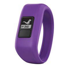 Garmin Vivofit Jr Fitness Band Purple, , rebel_hi-res