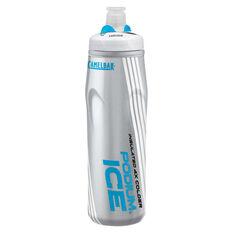 Camelbak Podium Ice 600ml Water Bottle Blue 600ml, Blue, rebel_hi-res