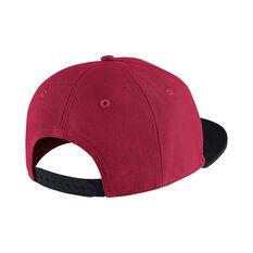 Nike Boys Futura True Snapback Hat Red OSFA, Red, rebel_hi-res