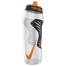 Nike Hyperfuel 946ml Water Bottle Clear / Black, , rebel_hi-res