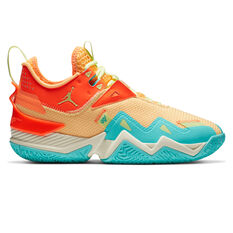 Jordan Westbrook One Take Mens Basketball Shoes Orange US 7, Orange, rebel_hi-res