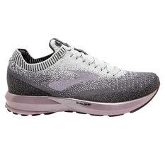 Brooks Levitate 2 Womens Running Shoes Grey US 6, Grey, rebel_hi-res