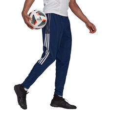 adidas Tiro 21 Mens Woven Track Pants Navy XS, Navy, rebel_hi-res