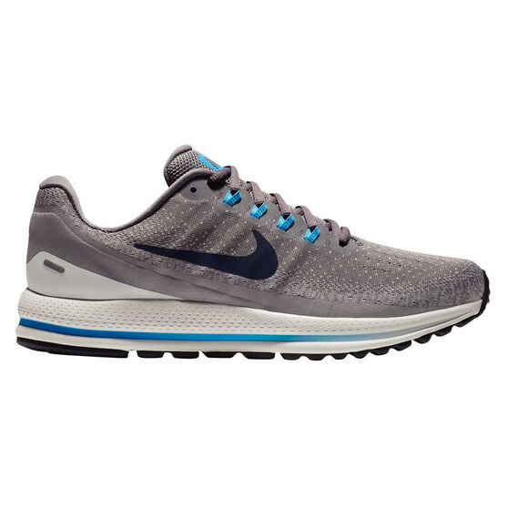 Nike Air Zoom Vomero 13 Mens Running Shoes, Grey, rebel_hi-res