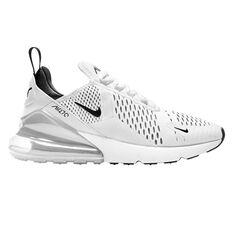 Nike Air Max 270 Womens Casual Shoes Black/White US 6, Black/White, rebel_hi-res
