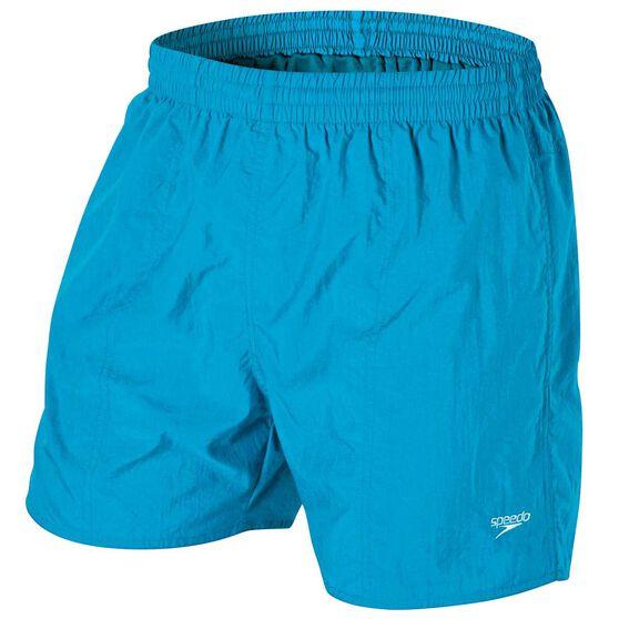 18c5be6265 Speedo Mens Solid Leisure Swim Shorts Light Blue S Adult, Light Blue,  rebel_hi-