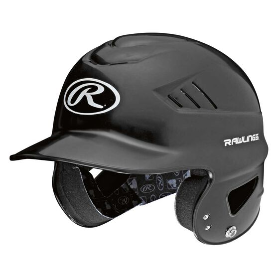 Rawling CoolFlo Baseball Batting Helmet Black, , rebel_hi-res
