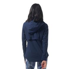 Ell & Voo Womens Alana Anarok Jacket, Blue, rebel_hi-res