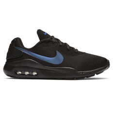 Nike Air Max Oketo Womens Casual Shoes Black US 6, Black, rebel_hi-res