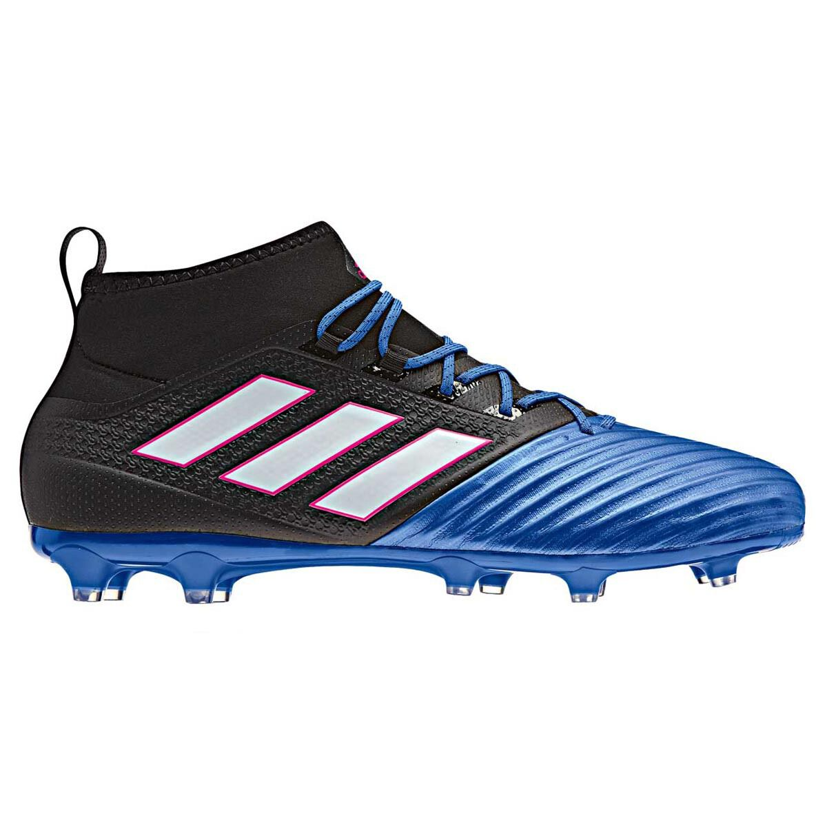newest 52d4d aec7e ... ireland adidas ace 17.2 primemesh mens football boots black blue us 11  adult black 45f4c e90e6