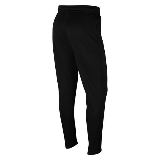 Nike Jordan Air Mens Therma Training Track Pants, Black, rebel_hi-res