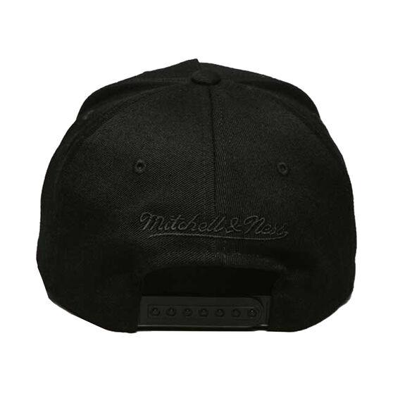 LA Clippers All Black 110 Snapback Cap, , rebel_hi-res