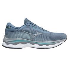 Mizuno Wave Sky 5 Womens Running Shoes Blue/Aqua US 6, , rebel_hi-res