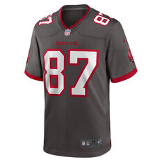 Nike Tampa Bay Buccaneers Rob Gronkowski Mens Alternate Jersey Black S, Black, rebel_hi-res