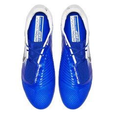 Nike Phantom Venom Elite Football Boots, White / Black, rebel_hi-res