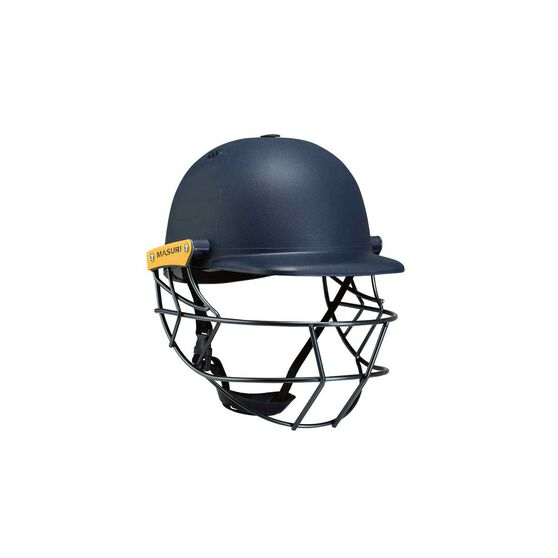 Masuri Legacy Cricket Helmet Navy L, Navy, rebel_hi-res