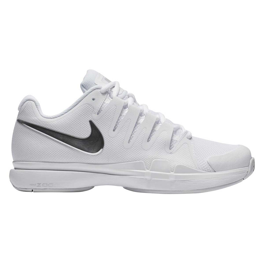 2477c2965fe8a Nike Zoom Vapor 9.5 Tour Womens Tennis Shoes White   Silver US 6.5 ...
