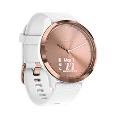 Garmin Vivomove HR Fitness Tracker White Rose Gold, , rebel_hi-res