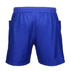 Canterbury-Bankstown Bulldogs 2019 Mens Training Shorts Blue S, Blue, rebel_hi-res
