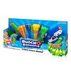 Bunch o Balloons  Ultimate Stealth  Soaker Pack, , rebel_hi-res