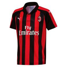 AC Milan 2018   19 Kids Home Jersey 6090af140