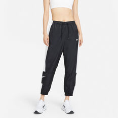 Nike Womens NSW Repel Statement Pants Black XS, Black, rebel_hi-res