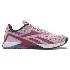 Reebok Nano X1 Womens Training Shoes Berry US 6, Berry, rebel_hi-res