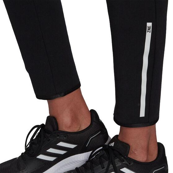 adidas Womens Z.N.E Sportswear Pants, Black, rebel_hi-res