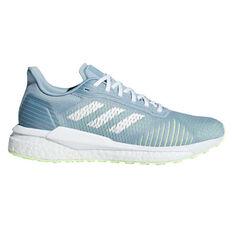 adidas Solar Drive ST Womens Running Shoes Grey / Yellow US 5, Grey / Yellow, rebel_hi-res