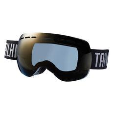 Tahwalhi Mens Excelerator Ski Goggles Black OSFA, , rebel_hi-res