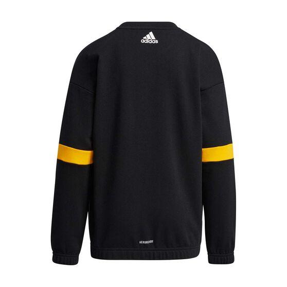 adidas Sportswear Boys FI Sweatshirt, Black, rebel_hi-res