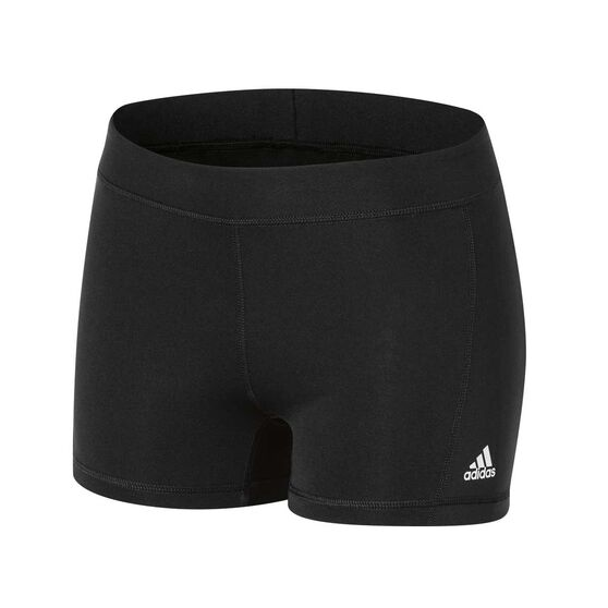 adidas Womens Tech Fit 3in  Booty Shorts, , rebel_hi-res