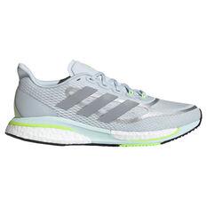 adidas Supernova+ Womens Running Shoes Blue/Silver US 6, Blue/Silver, rebel_hi-res