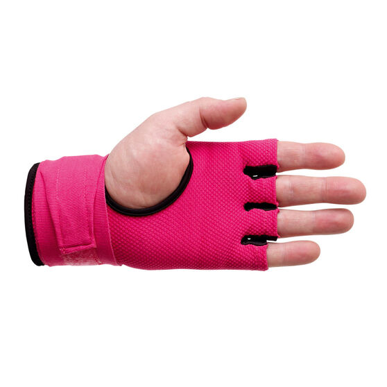 Sting Elastic Quick Wraps, Pink, rebel_hi-res