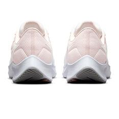 Nike Air Zoom Pegasus 38 Womens Running Shoes, White/Green, rebel_hi-res