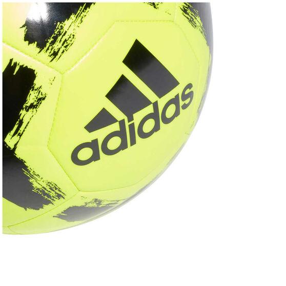 adidas Starlancer V Soccer Ball, Yellow, rebel_hi-res